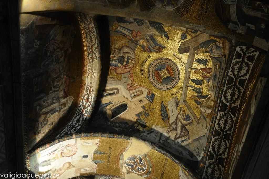 Mosaici San Salvatore in Chora