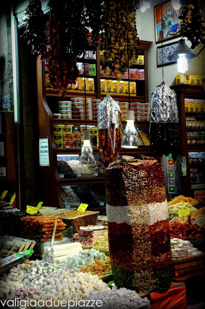 Spezie Istanbul bazar