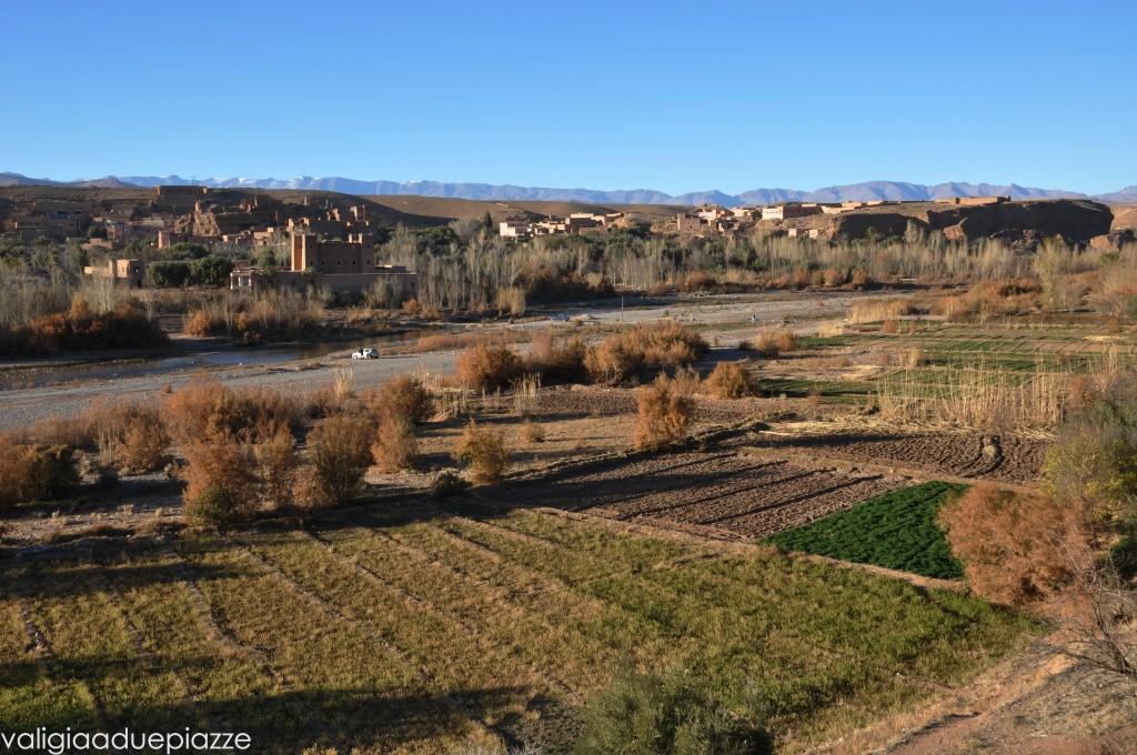 Valle delle Rose Marocco