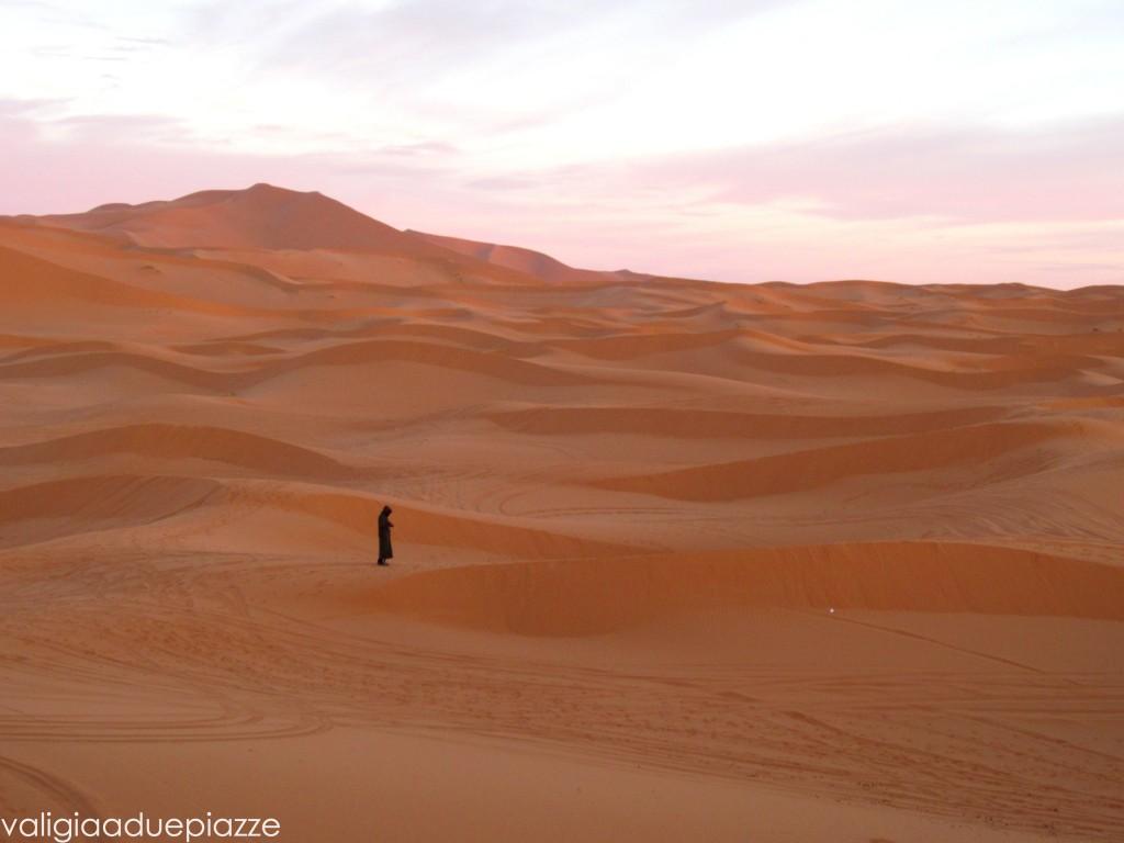 Sahara alba Erg Chebbi