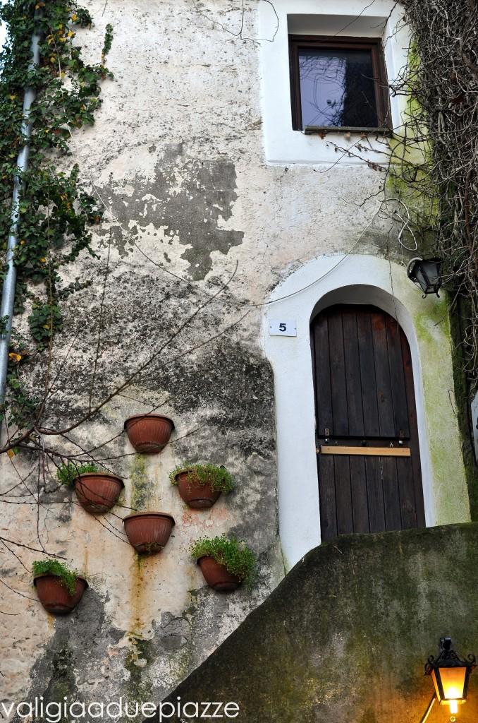 Casa borgo Calcata