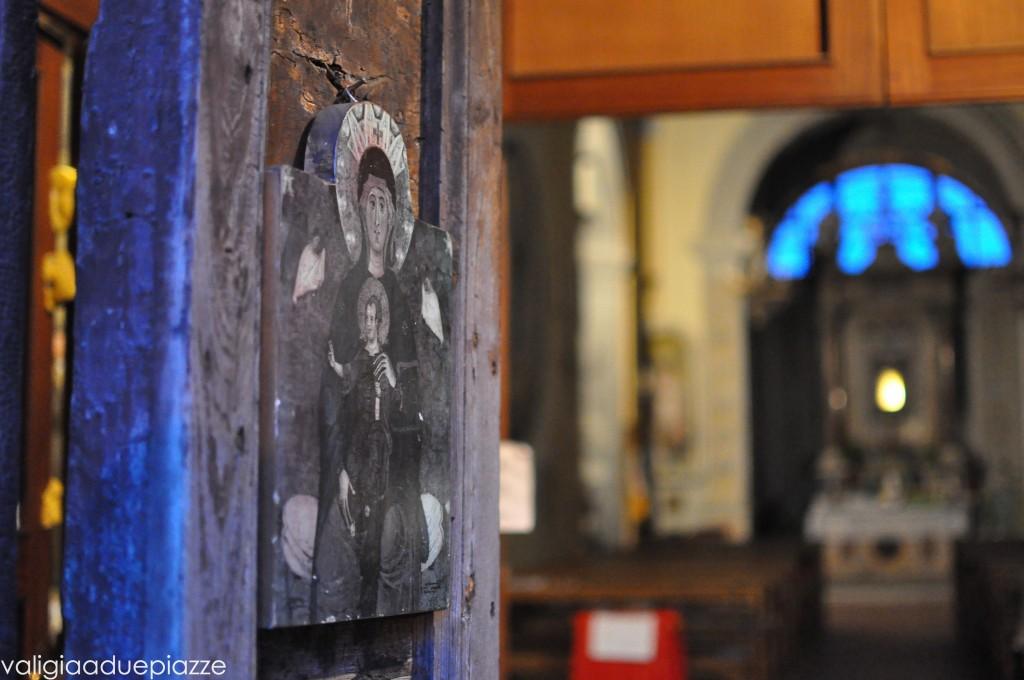 Chiesa di Calcata vecchia