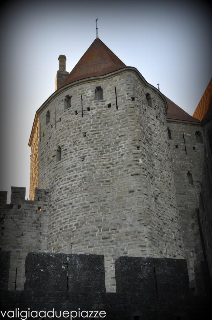 Torre città vecchia Carcassonne