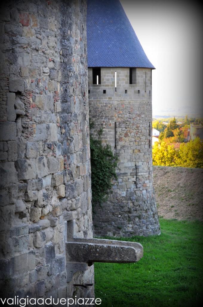 Mura borgo Carcassonne