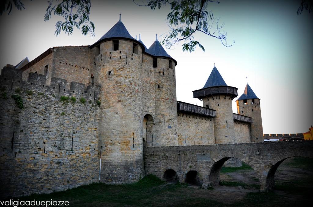 Carcassonne ponte levatoio