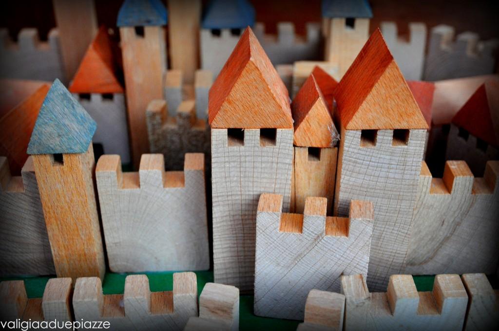 Carcassonne gioco