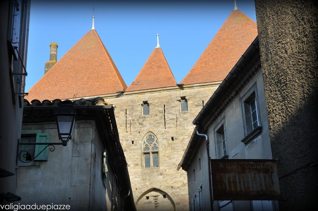 Carcassonne villaggio