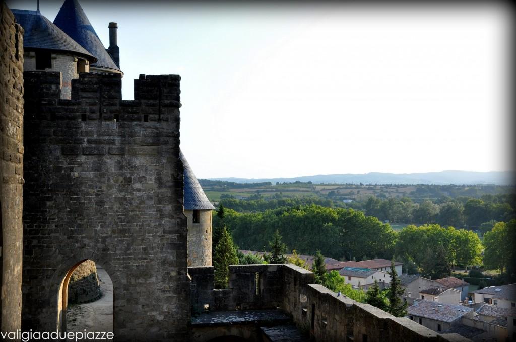 Cinta muraria Carcassonne
