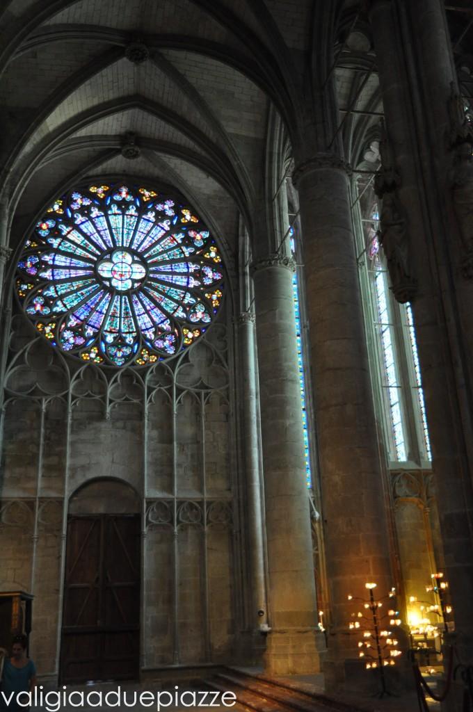 finestre basilica carcassonne