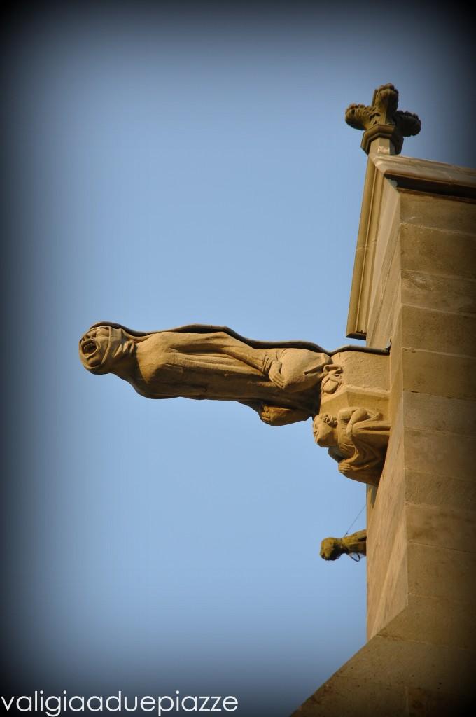 gargoyle carcassonne