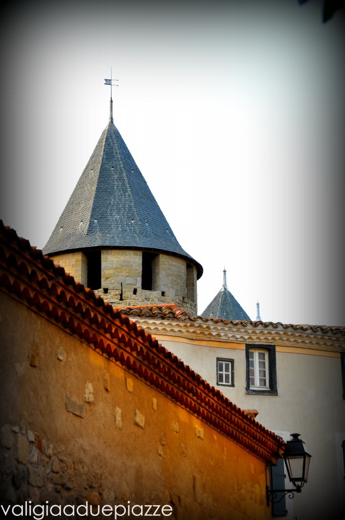 Carcassonne torre