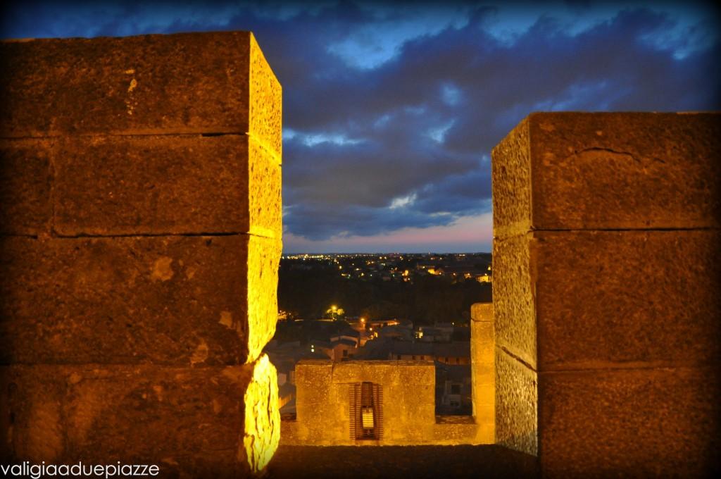 Carcassonne mura