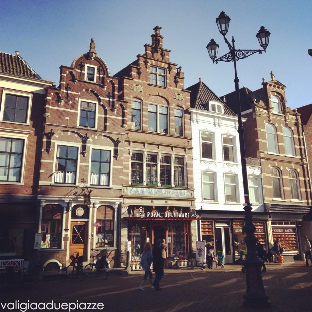 Scorcio di Delft