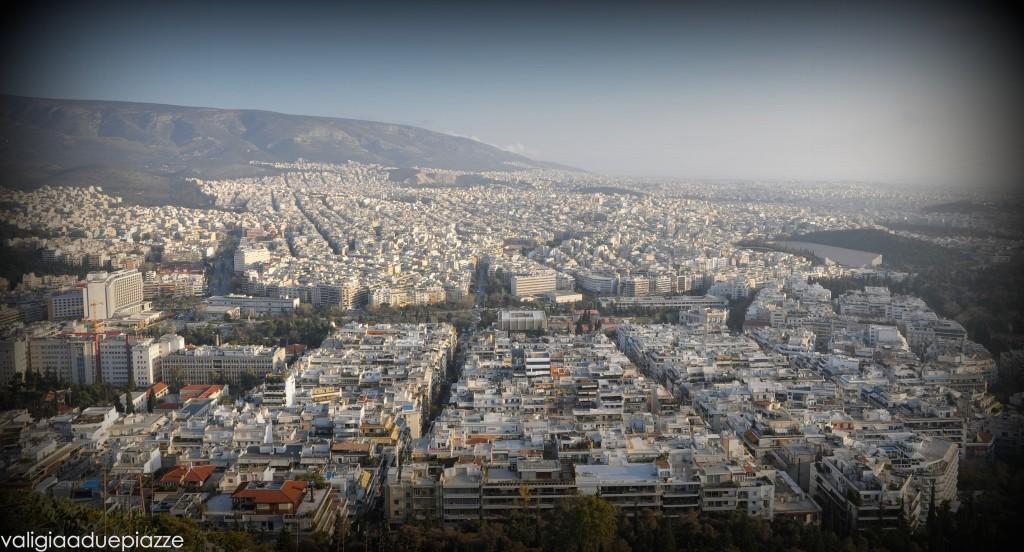 Case bianche di Atene