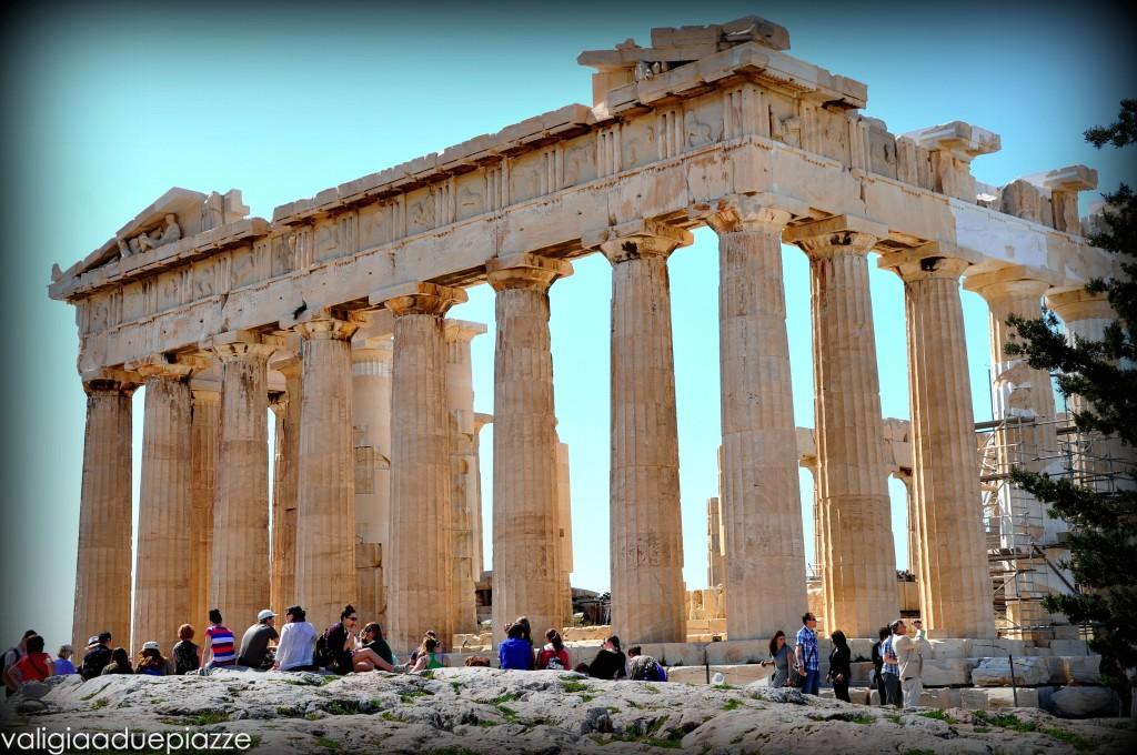 Partenone Acropoli
