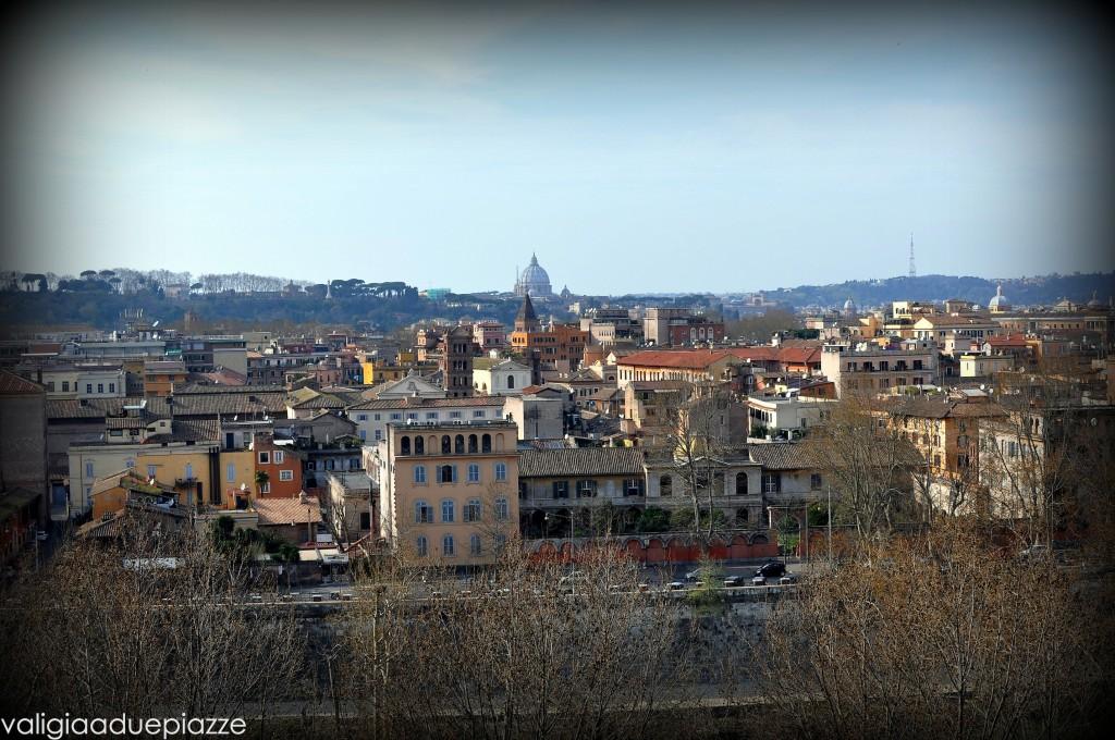 Panorama Roma Aventino