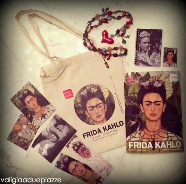 Frida Kahlo Roma