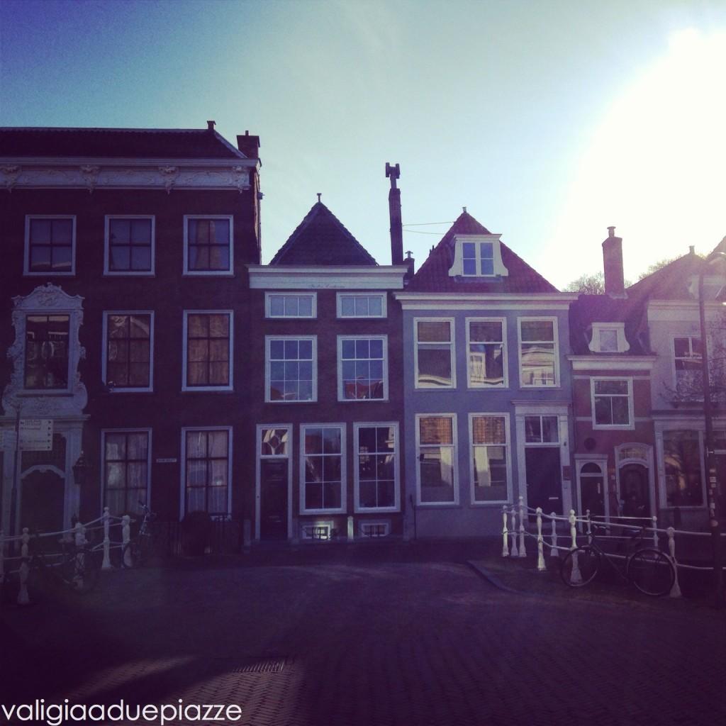 vista case Oude Delft