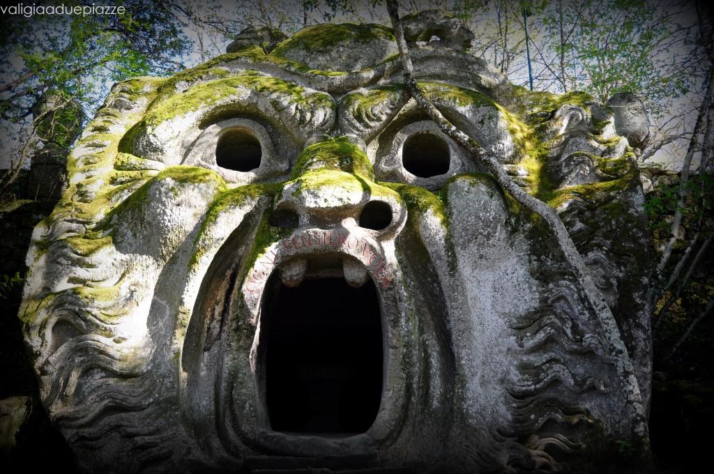Il bosco dei mostri di Bomarzo