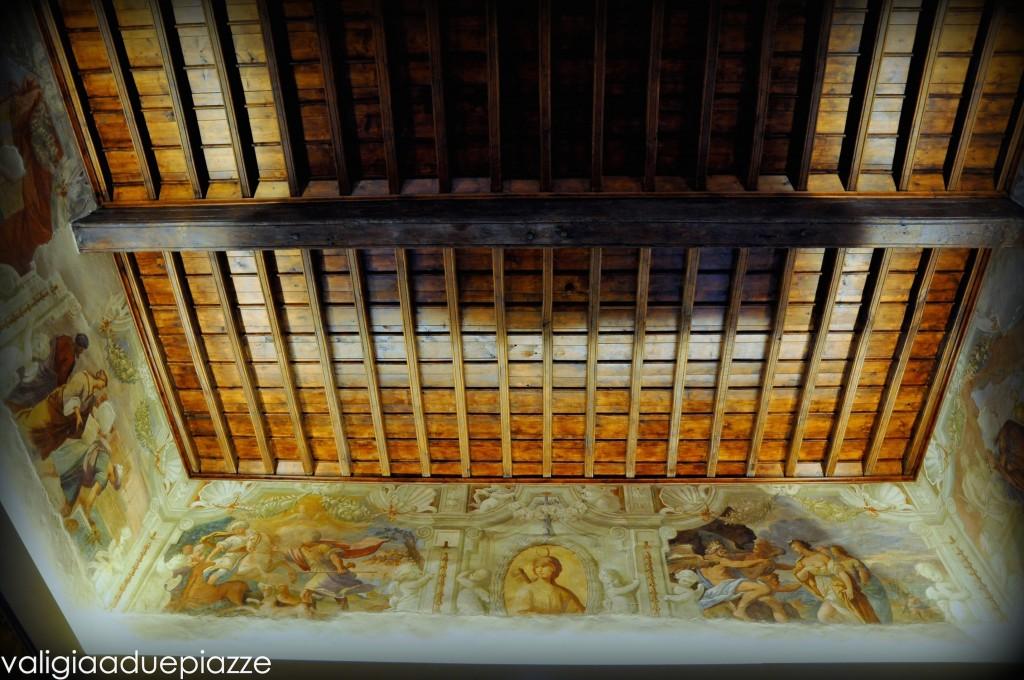 affreschi reggia di venaria