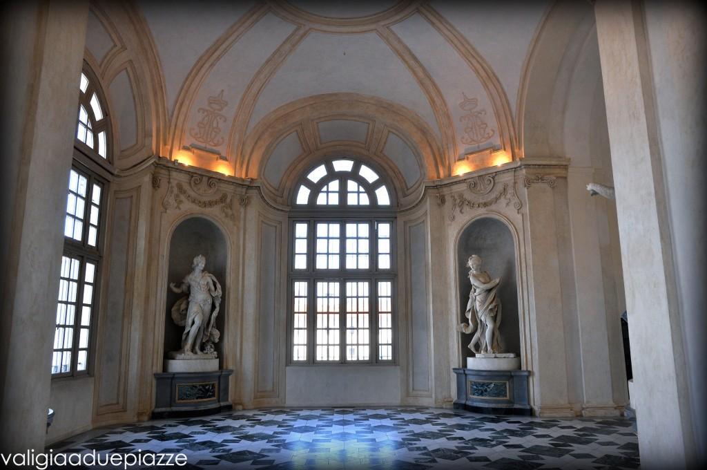 corridoio galleria venaria reale