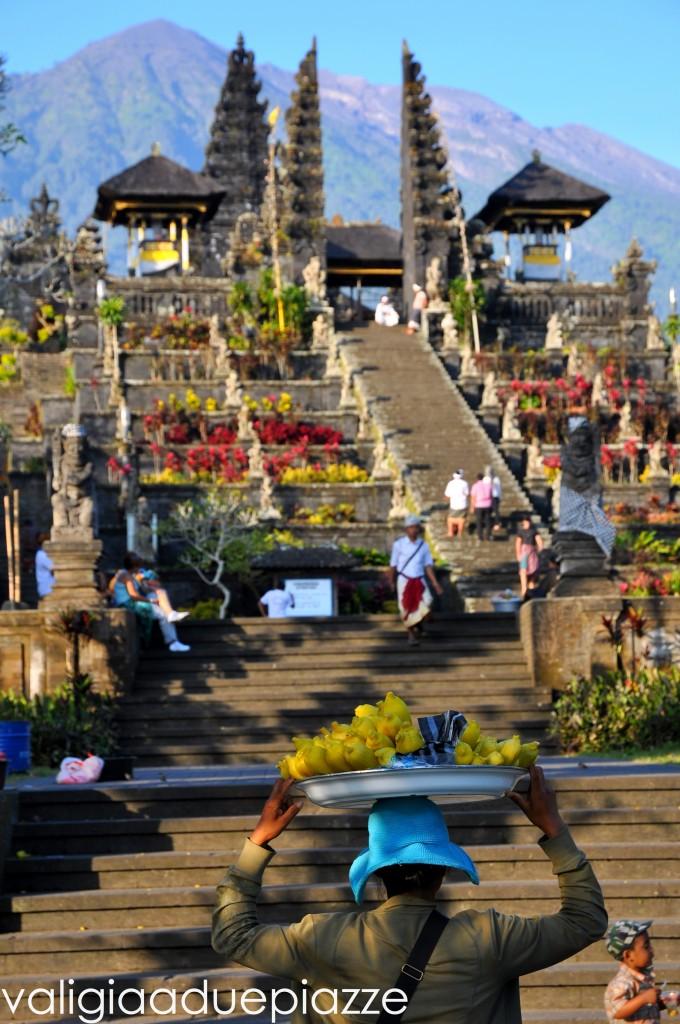 Tempio Badre di Besakih Bali