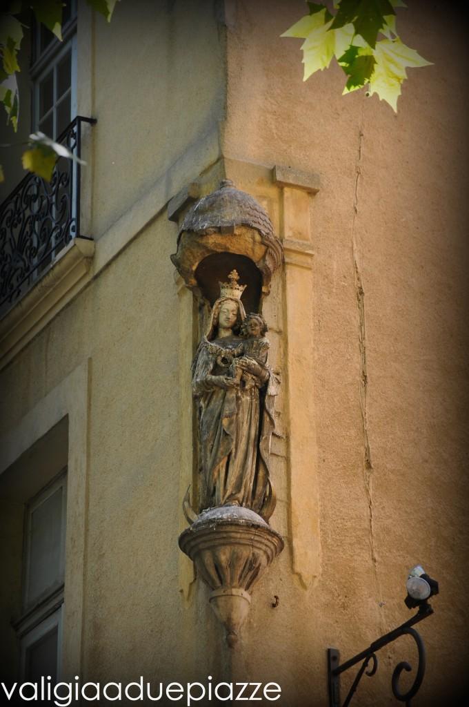 Case decorate di Aix