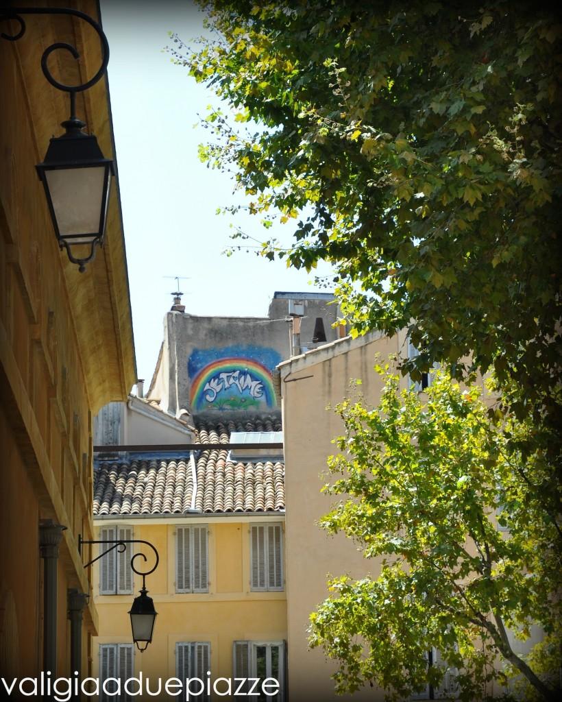 Je t'aime - viaggio ad Aix en Provence