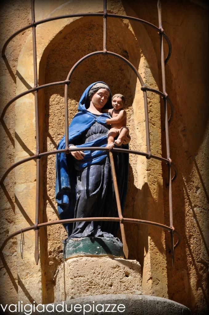 Madonna con bambino Aix en Provence