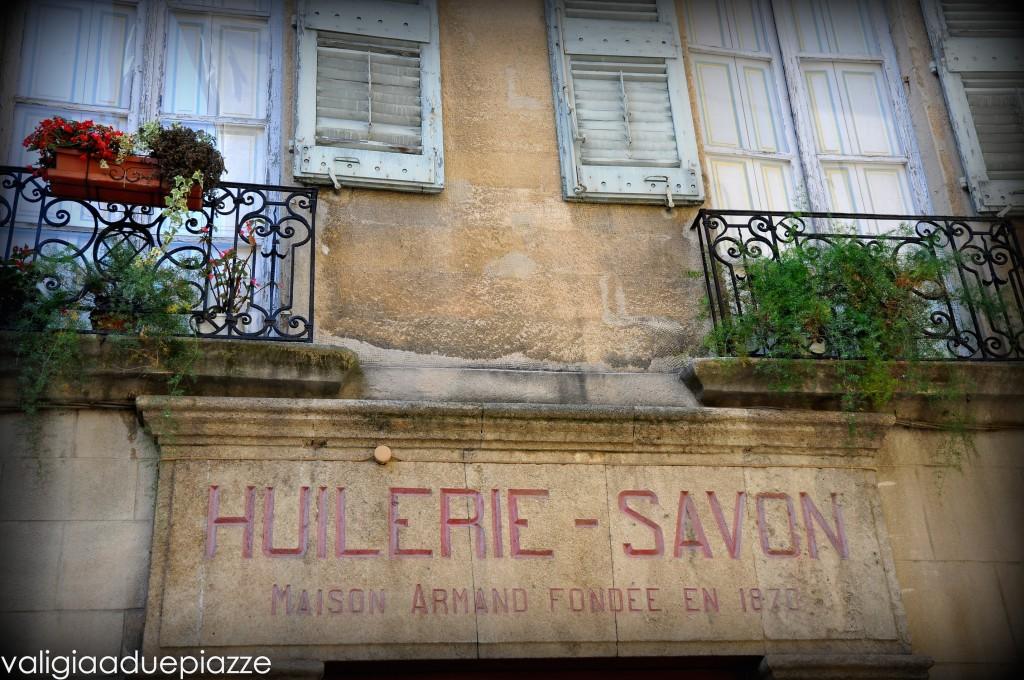 Huilerie Savon Aix en Provence