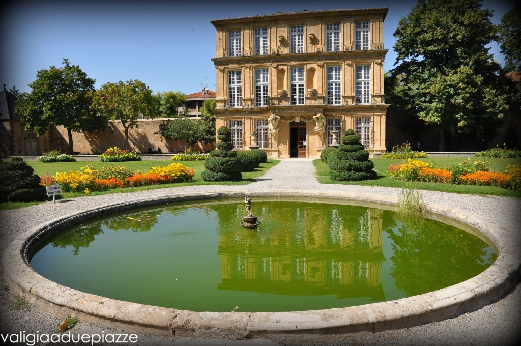 Pavillon Aix en Provence