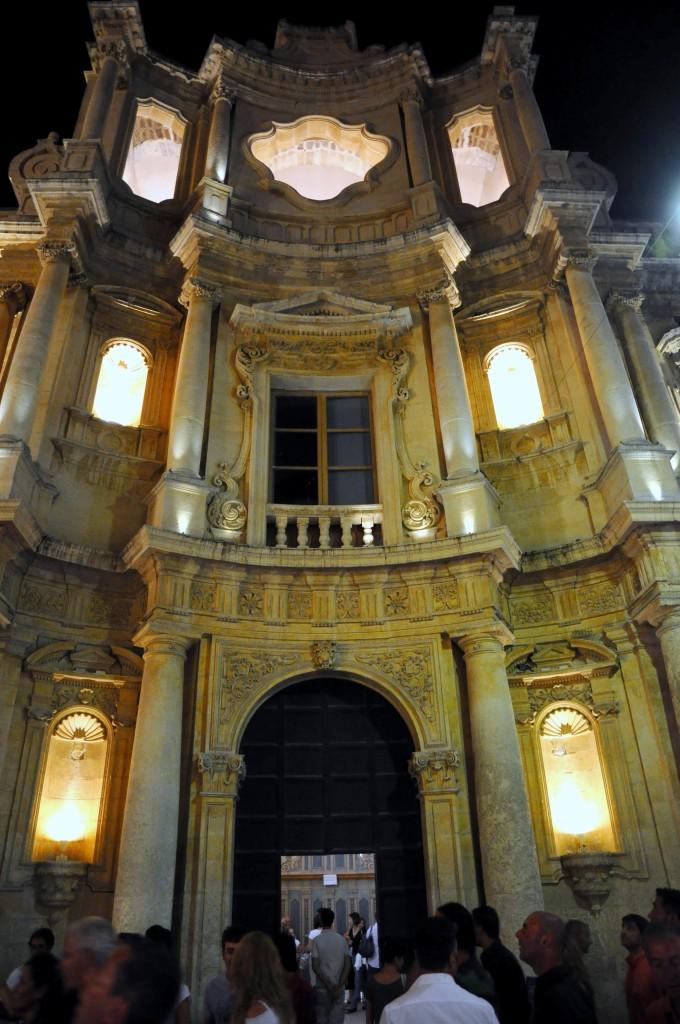 La Chiesa di San Carlo al Corso, a Noto