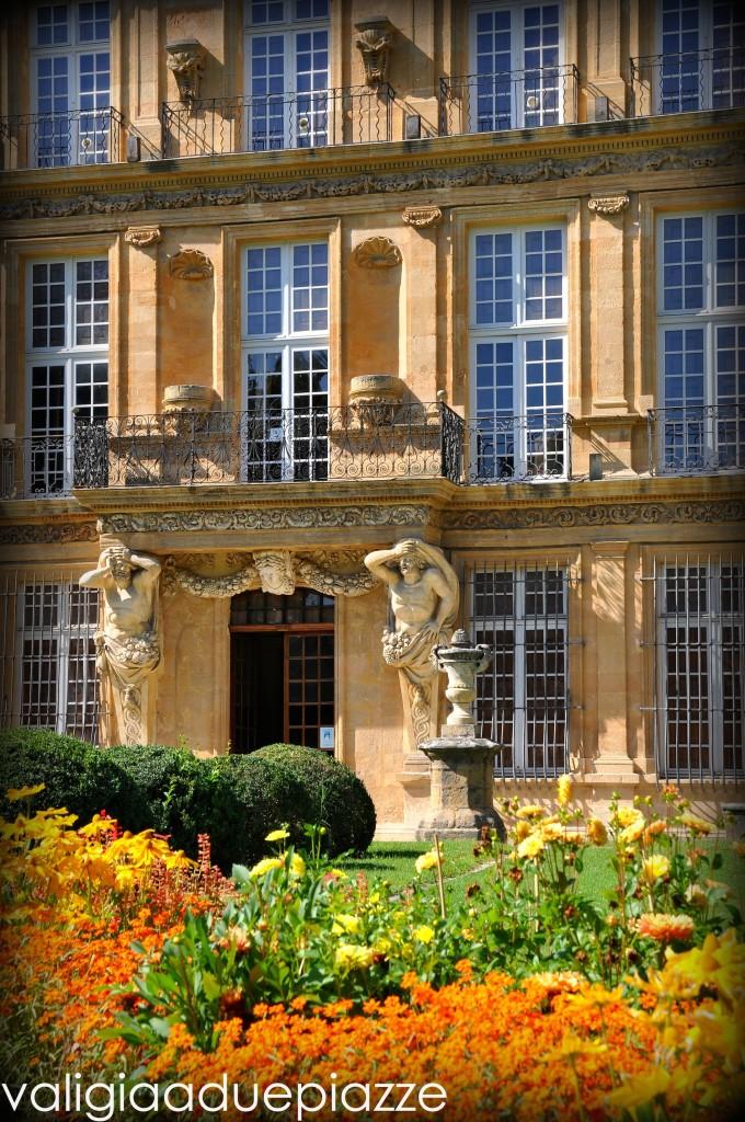 Dettaglio Pavillon Aix