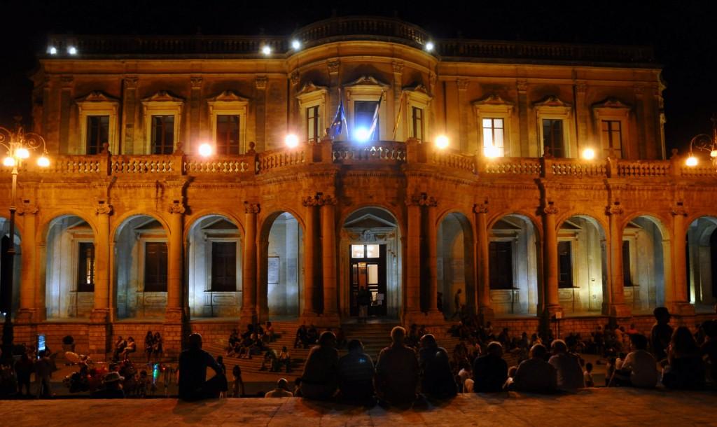 Palazzo Ducezio, Noto