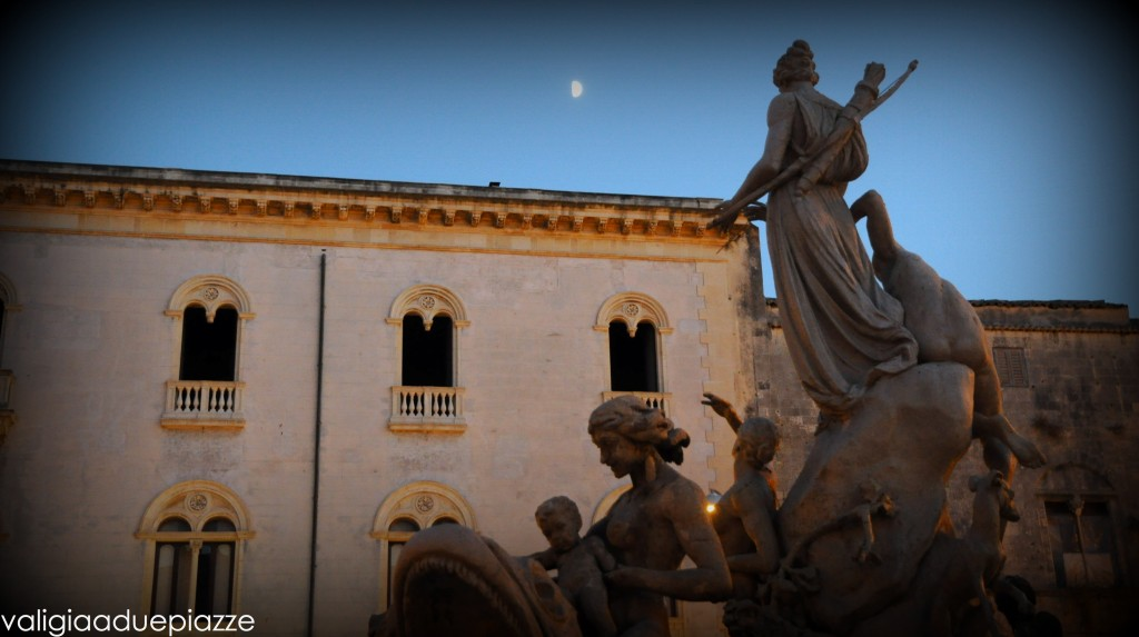 Passeggiando da Siracusa a Ortigia