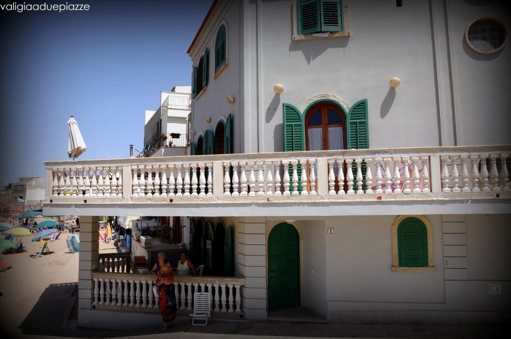 La Casa di Montalbano a Marinella, che in realtà si trova a Punta Secca