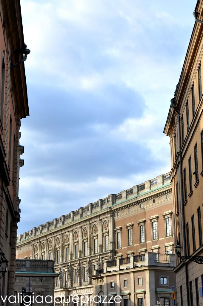 Scorcio del Palazzo Reale