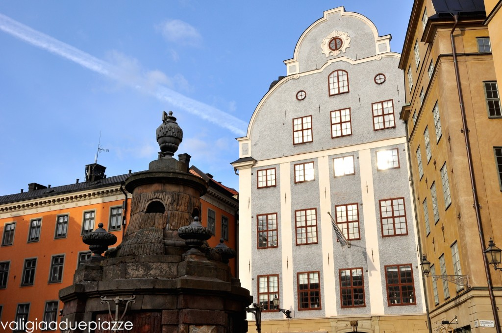 Stortorget Stoccolma
