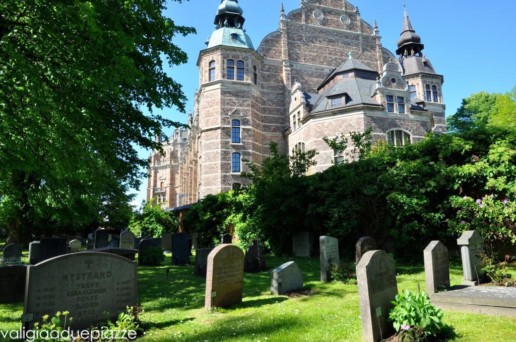 cimitero Djurgarden