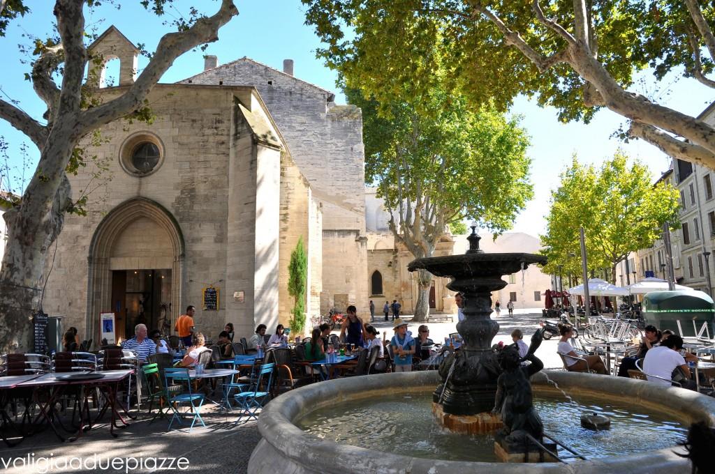 Piazzetta Avignone
