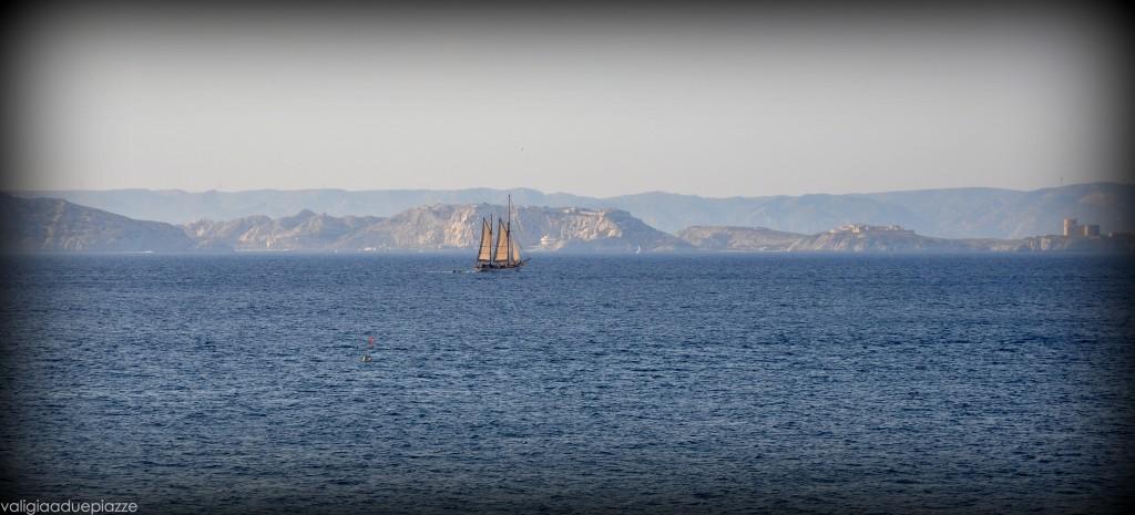 isole di fronte a Marsiglia