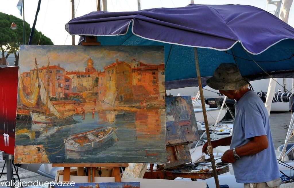 Porto di Saint Tropez