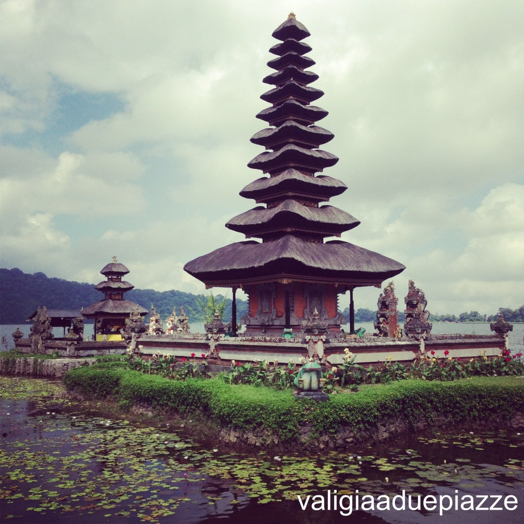 Bratan Lake Bali Indonesia