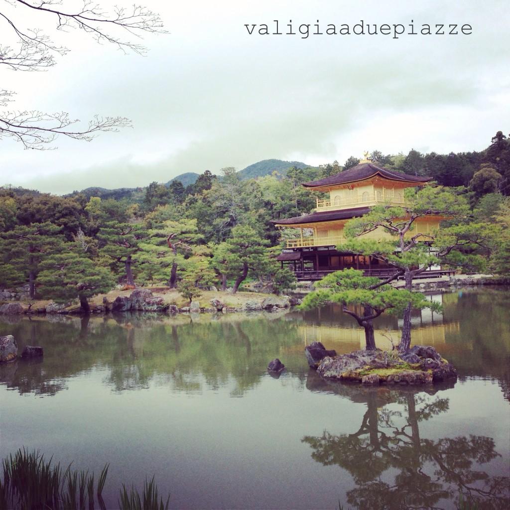 Padiglione d'Oro Kyoto