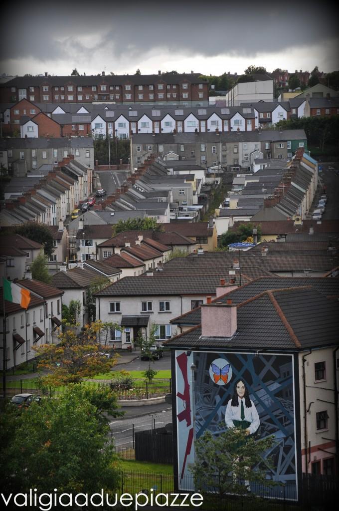 Bogside Derry irlanda del nord