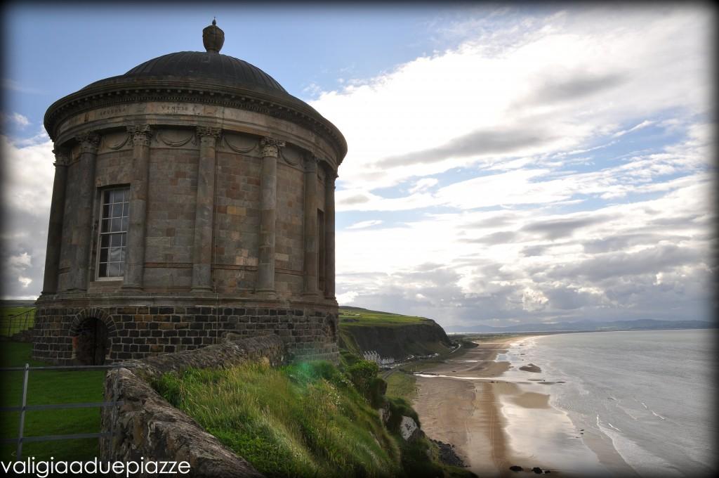 Tempio di Mussenden Irlanda del Nord