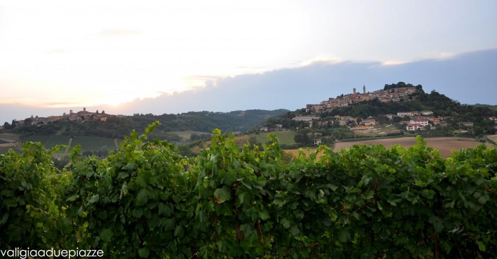 Colline Rosignano Frassinello Moleto Monferrato