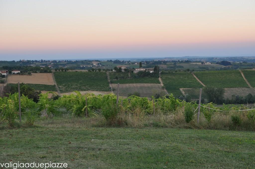 Tramonto Monferrato