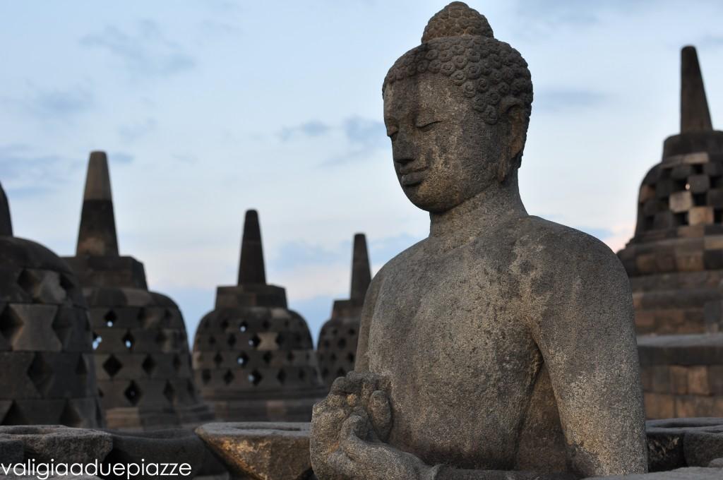Borobudur Giava