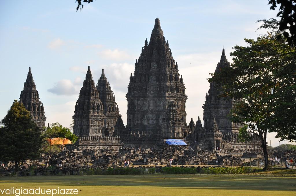 Tempio di Prambanan Java